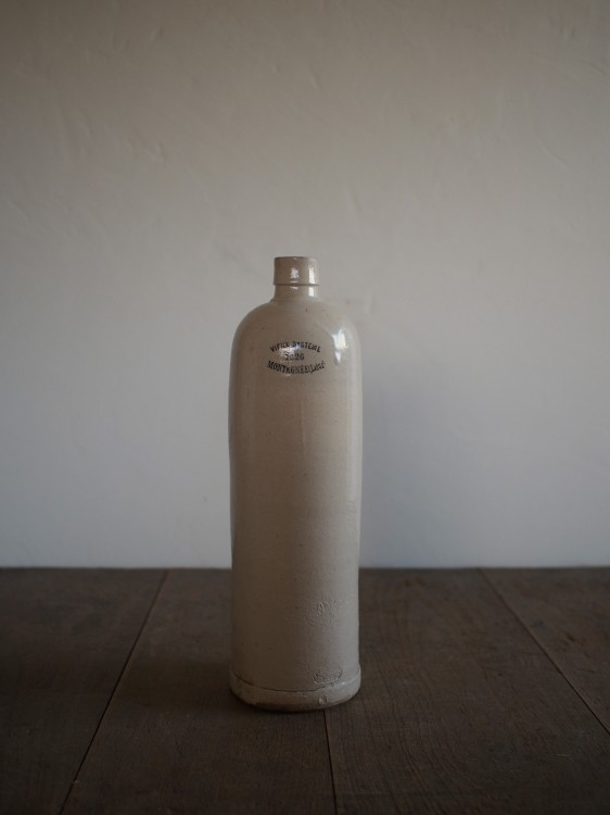 EARTHENWARE BOTTLE A
