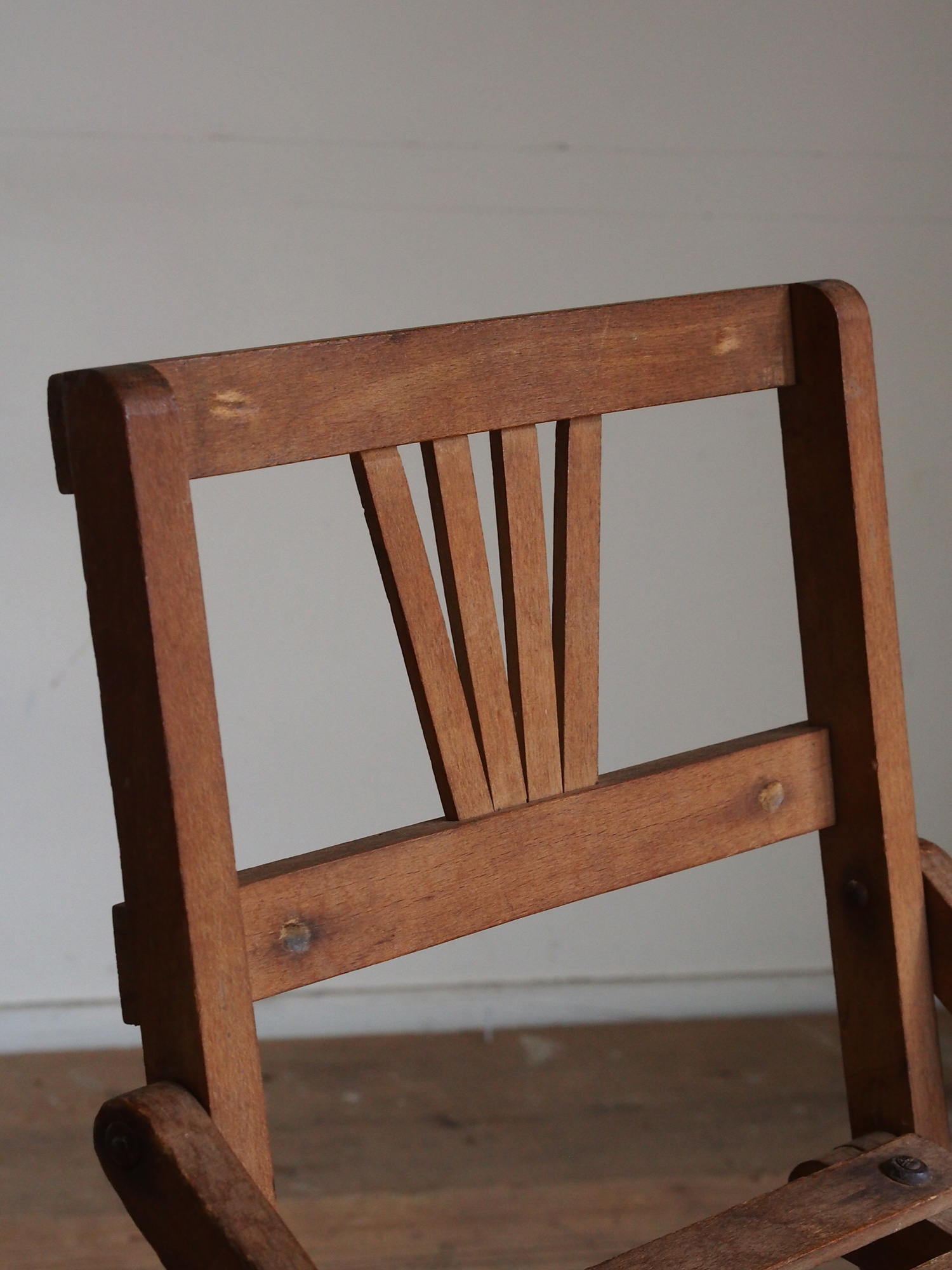 MINI FOLDING CHAIR 036