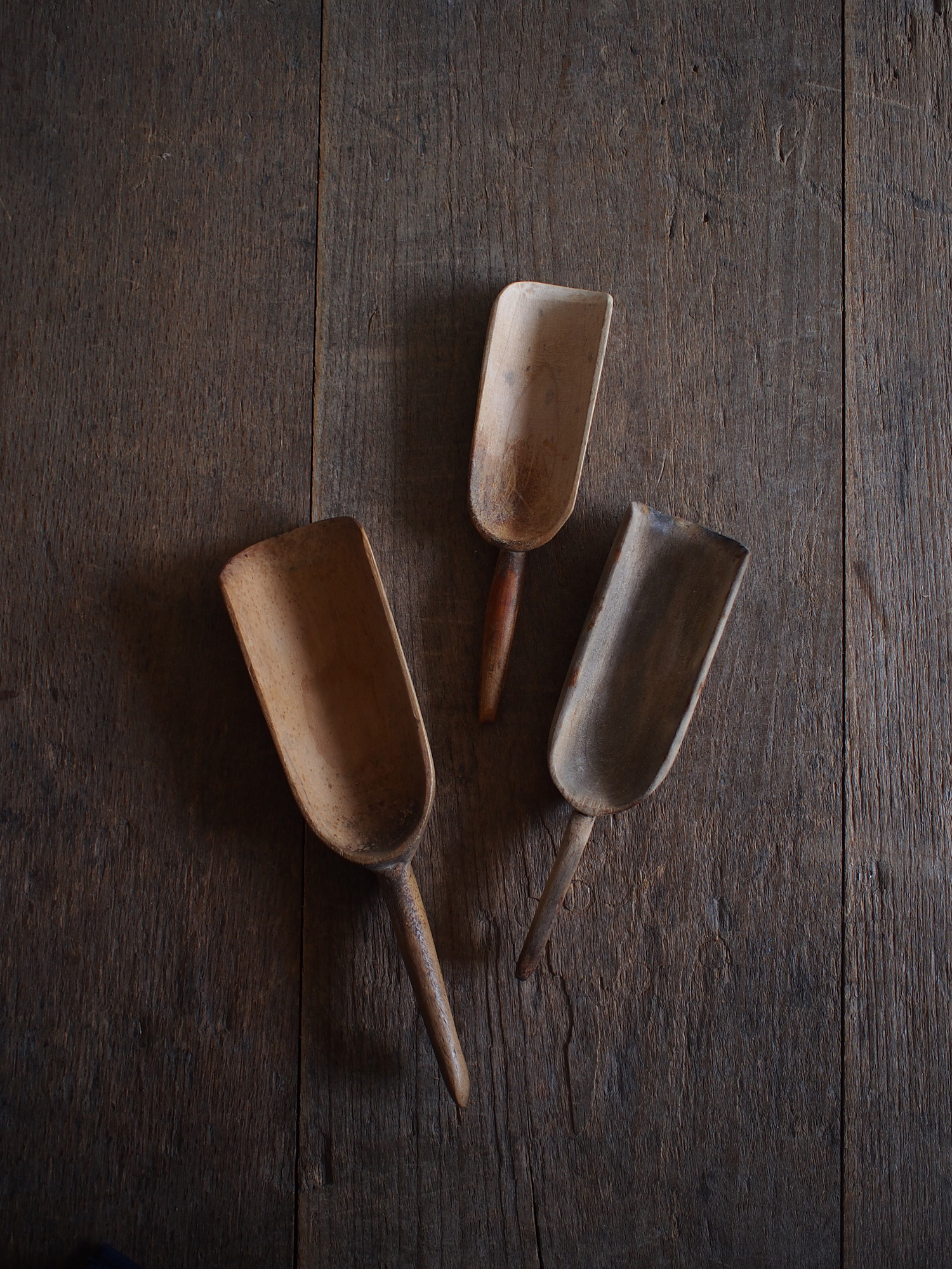 WOOD SCOOP S