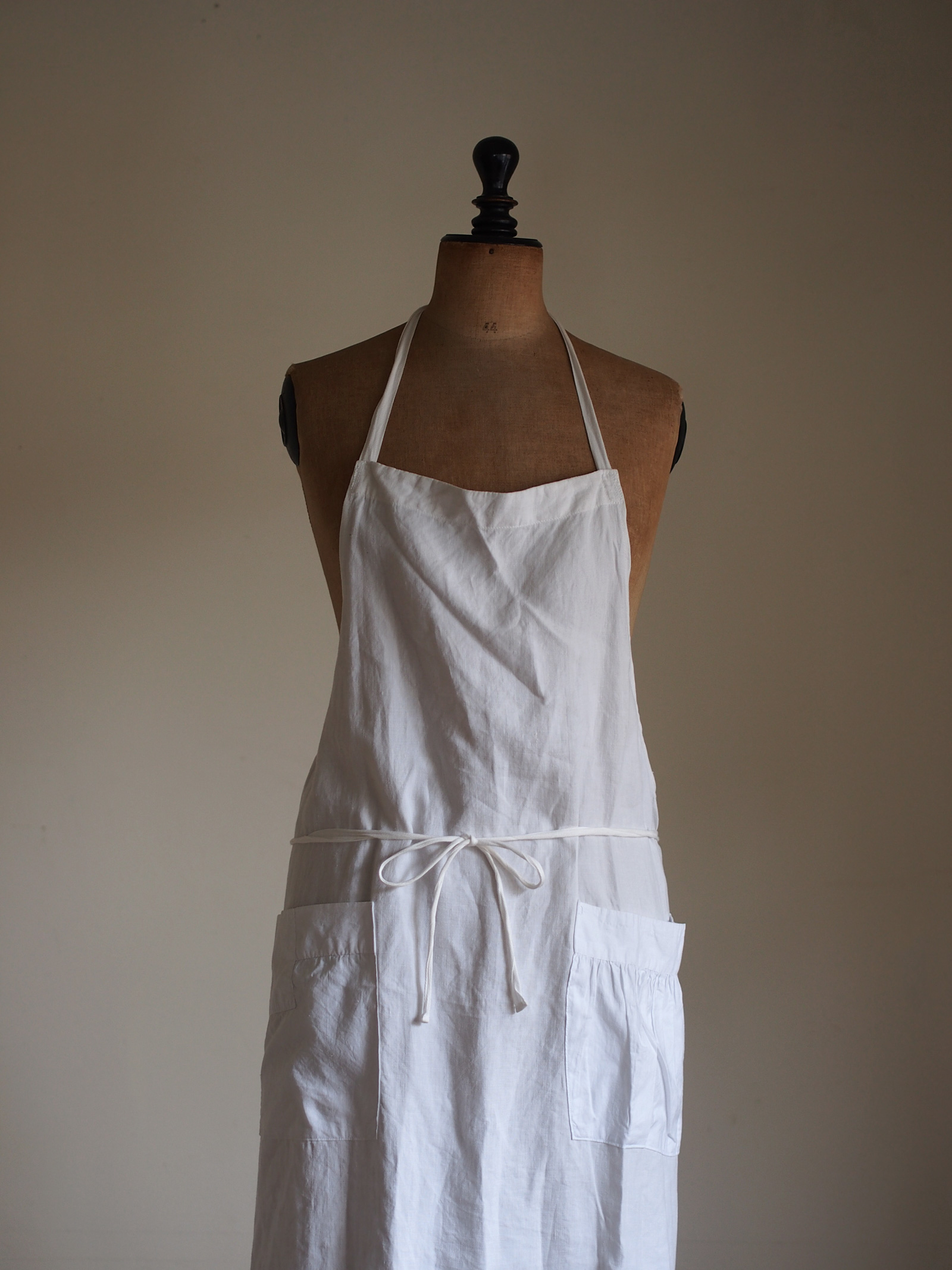 FIVE x UTO WH apron No.3
