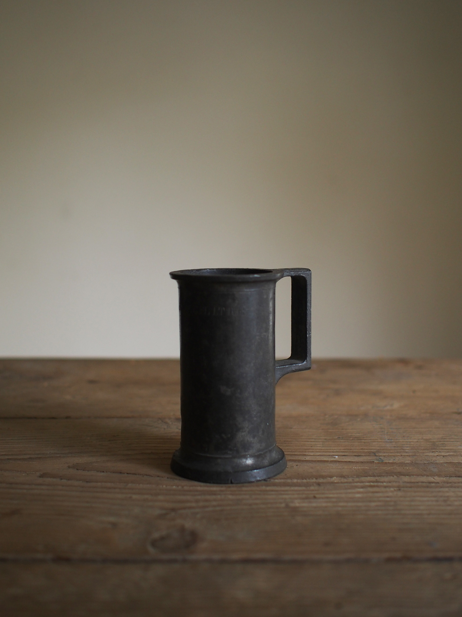 PEWTER CUP WG